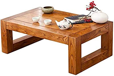 Selected Furniture/Coffee Table Tatami Coffee Table Bedroom Solid Wood Table Bay Window Small Desk Japanese Balcony Small Coffee Table Living Room Brown Coffee Table Modern Minimalist Home