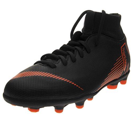 Nike Mercurial Superfly 6 Club MG JR AH7339 0, Botas de fútbol Unisex Adulto, Mehrfarbig (Indigo 001), 38.5 EU
