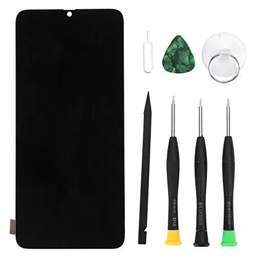 Hopcd Pantalla LCD para Samsung A70, Reemplazo de Pantalla táctil LCD con ensamblaje sin Marco para Samsung A70 A705