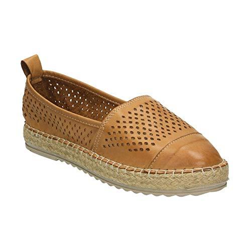 Zapatos top3 9511 Moda Joven Marron