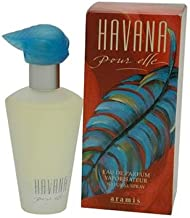 Havana Pour Elle By Aramis For Women. Eau De Parfum Spray 1 Ounces