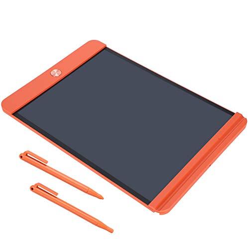 Tablero de escritura LCD portátil, tablero de escritura LCD USB, con tiempo de espera prolongado, con llave para evitar borrados accidentales,