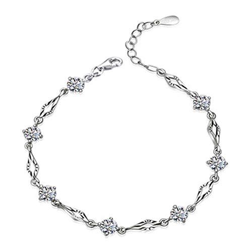 Cadeaux d'anniversaire beau bracelet réglable de mode #24