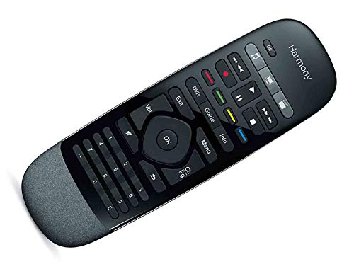 SccKcc Intelligent Control with Smart Phone App and Simple One-Piece Remote Control - Black