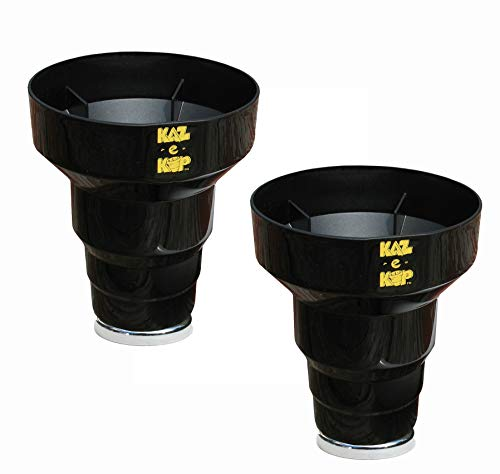Magnetic Drink Holder for Tractor, Bulldozer, Fork Lift, Toolbox and More. 2 Pack of KAZeKUP Magnetic Cup Holders for mounting on Horizontal Surfaces. Keep Your Drinks Secure with The KAZeKUP