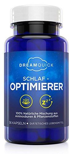 DreamQuick Schlaf-Optimierer - 56 vegane Kapseln