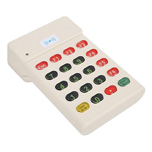 Haowecib Lector Inteligente, Estable, Sensible y práctico Lector de Uso para Interfaz USB para Uso Profesional para Teclado para Uso General(IC)