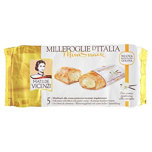 Matilde Vicenzi Millefoglie D'Italia Minisnack Pasticcera,...