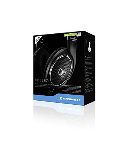 "Sennheiser HD 598 SR Open-Back Headphone ""Discontinued by manufacturer"" 3"