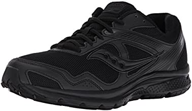 Saucony Men's Cohesion Running Shoe, Black, 10 M US