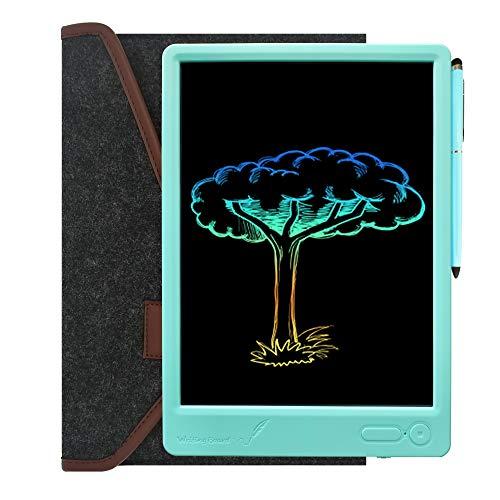 KEYCENT 10 Zoll LCD Schreibtafel bunt Doodle Pads Papierlos Und Tragetasche für Schreiben Malen Notizen
