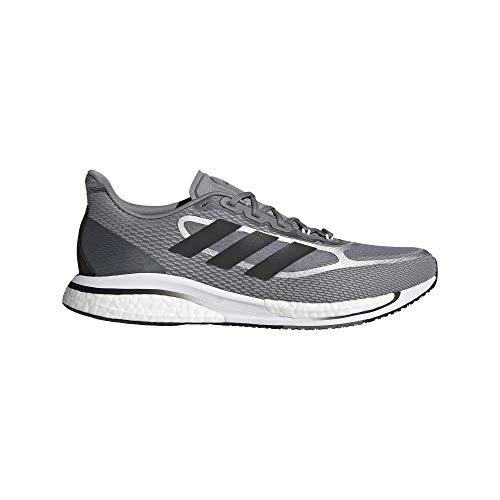 adidas Supernova + M, Zapatillas de Running Hombre, Gritre/NEGBÁS/OXIAZU, 46 2/3 EU