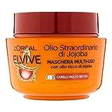 Elvive Olio Straordinario Maschera Nutriente 300 ml