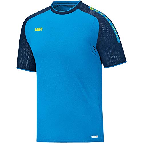Jako Karlsruher SC KSC Champ–Camiseta 2017/2018Azul de Marino Niños, Blau/Marine, 140