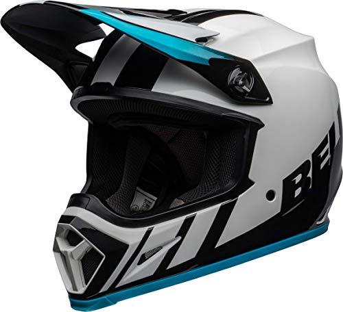 BELL Motocross-Helm MX-9 MIPS Weiß Gr. L
