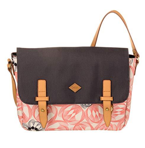 Oilily M Shoulder Bag OES7186-330 Pink Flamingo Damen Schultertasche,Umhängetasche Pink (31 x 7 x 23 cm)