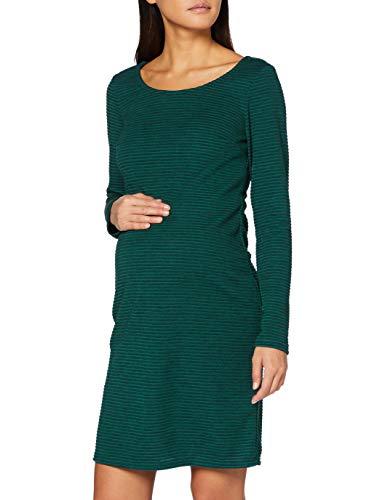 Noppies Dress LS Zinnia Vestido, Pino Ponderosa-P276, S para Mujer