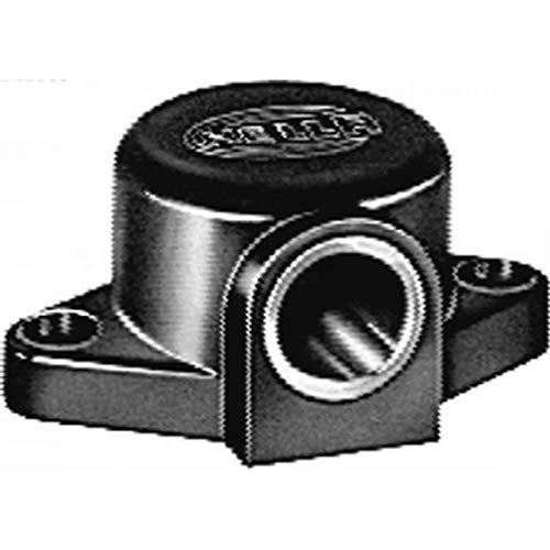HELLA 8JB 004 123-002 Steckdose - Anbau - Stecker: Schraubkontakt - Kunststoffgehäuse - DIN/ISO: 4165