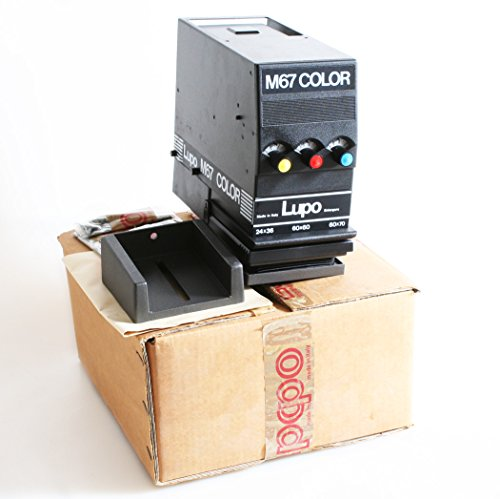 LUPO M67 COLOR ENLARGER HEAD