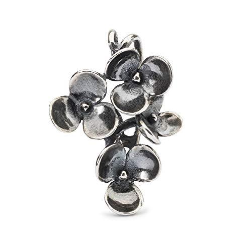 Trollbeads Silber Pendant Pfeilblüten Anhänger