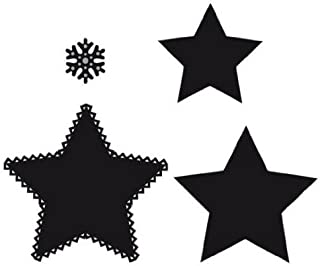 Marianne Design Craftables Die - Stars CR1226 by Marianne Design