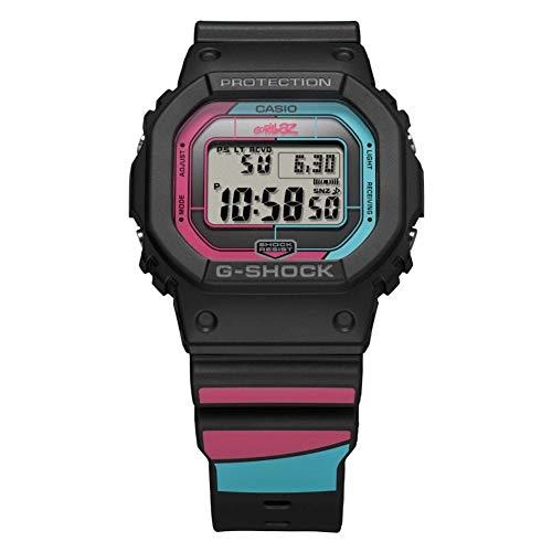 Casio G-Shock - Reloj digital edición limitada X Gorillaz Gw-b5600gz-1er