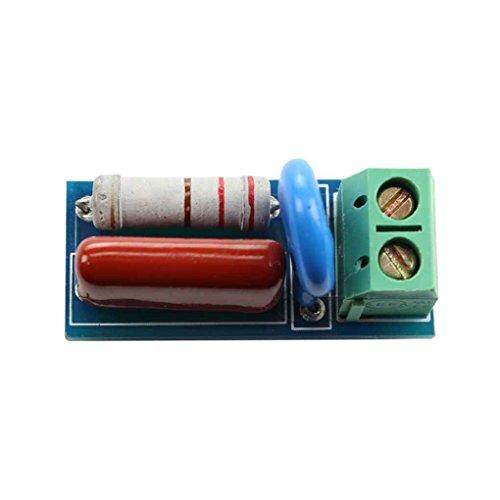 Preisvergleich Produktbild Gankmachine Induktive Last Magnetventil Relaiskontakte RC Snubber Interrupter Schaltungsschutzmodul Sensor
