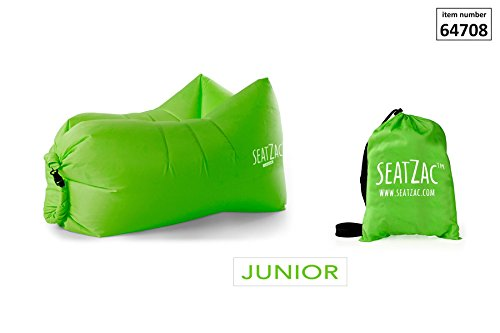 Toi-Toys SeatZac Junior - Sitzsack für Kinder - grün