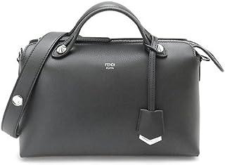 [フェンディ] ハンドバッグ BY THE WAY レザー ネロ×パラジウム 8BL124 1D5 F0GXN/NERO+PALLADIO [並行輸入品]