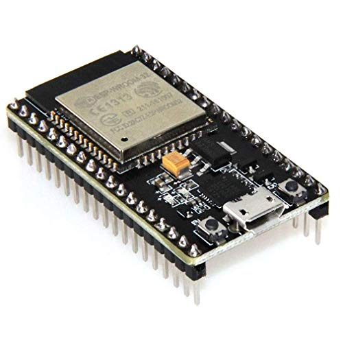 ESP32 ESP-32S ESP-WROOM-32 Development Board 2,4 GHz Dual-Mode WiFi + Bluetooth Dual Cores Microcontroller Processor Geïntegreerd met Antenne RF AMP Filter AP STA voor Arduino IDE