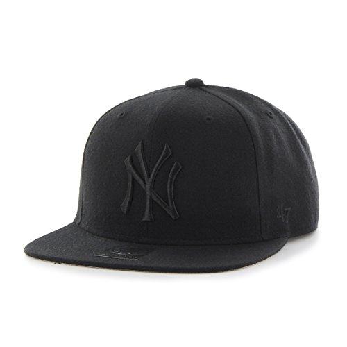 '47 Brand Snapback Cap - MLB New York Yankees Black