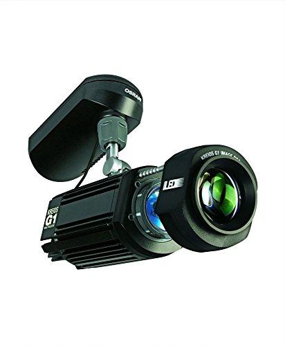 Osram LED, Bildprojektor, Gobo-Strahler, 6000 K, schwarz KREIOS G1 BK 100-240V 5X1