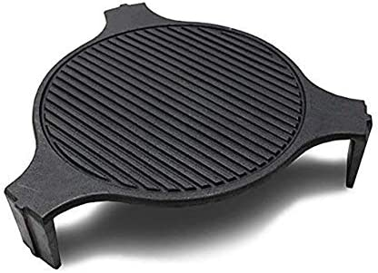 Cast Iron Plate Setter For Medium Big Green Egg Accessories or Other Caramic Grill ConvEGGtor product image