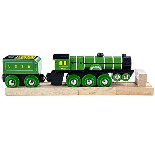 Bigjigs Rail Collection Patrimoine Locomotive Flying Scotsman