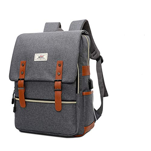 beibao Travel Laptop Backpack, Business Anti-Theft Slim and Durable Laptop Backpack, with USB Charging Port, Waterproof University Campus Computer Bag, Unisex, Suitable for 15.6-inch Laptop (??)