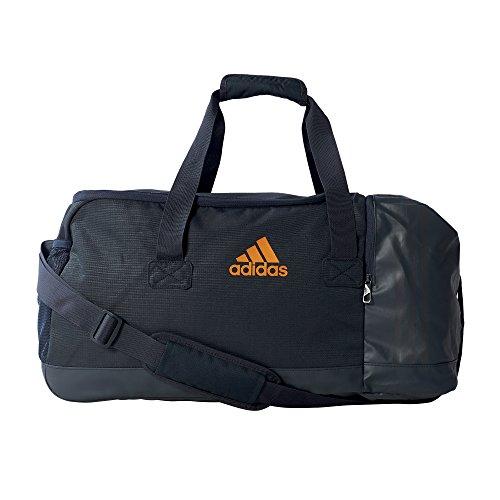 adidas Sporttasche 3 Stripes Performance Teambag , Grau(dunkelgrau),M (66 x 29 x 27 cm 52 Liter), AJ9995