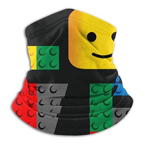 Not Applicable Half Face Headwear,Love Lego Luxurious For Gift Headwear Scarf,25x30cm