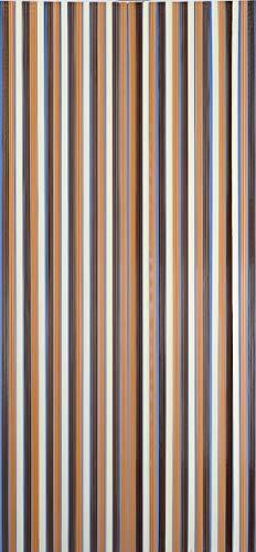 Fadenvorhang Deko Vorhang Conacord Finca bunt Länge 200cm Vorhang