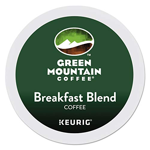Green Mountain Coffee Roasters 6520 Breakfast Blend Coffee K-Cups, 24/box