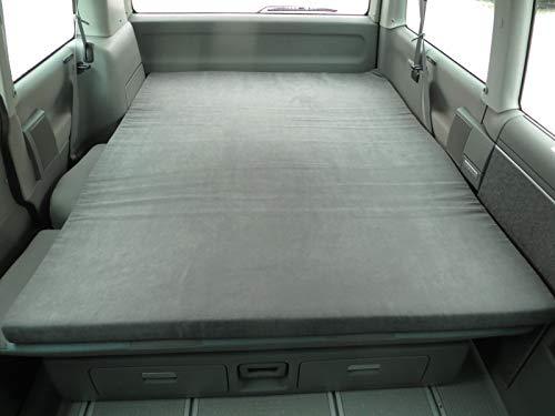 STee FRee Mattress Topper Compatible with VW T4 Caravelle/Multivan/Transporter conversions