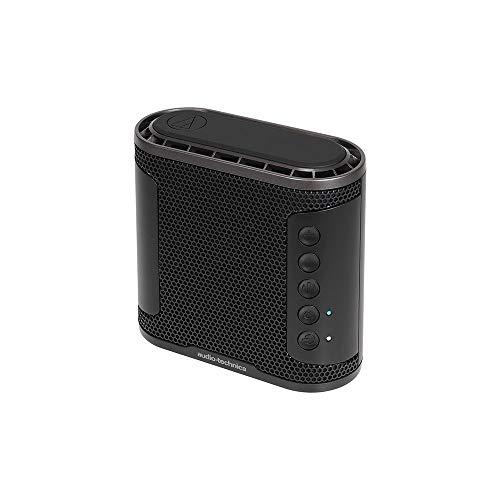 audio-technica ワイヤレススピーカー Bluetooth ブラック AT-SBS50BT BK
