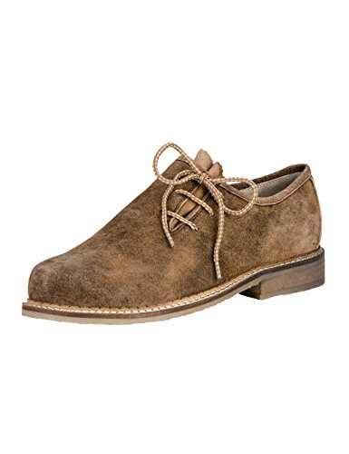 Stockerpoint Herren 1300 Oxfords, Braun (Hellbraun), 43 EU