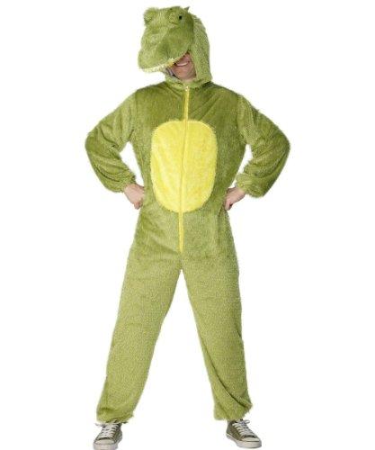 Costume Peluche Crocodile Taille - M
