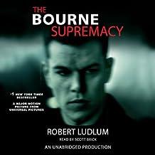 The Bourne Supremacy: A Novel
