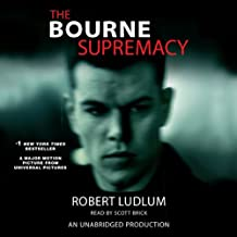 The Bourne Supremacy: A Novel