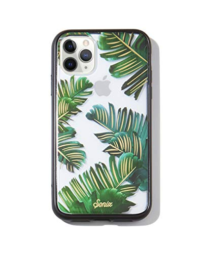 Sonix Bahama Case for iPhone 11 Pro [10ft Drop Tested] Protective Palm Leaves Clear Case for Apple iPhone 11 Pro