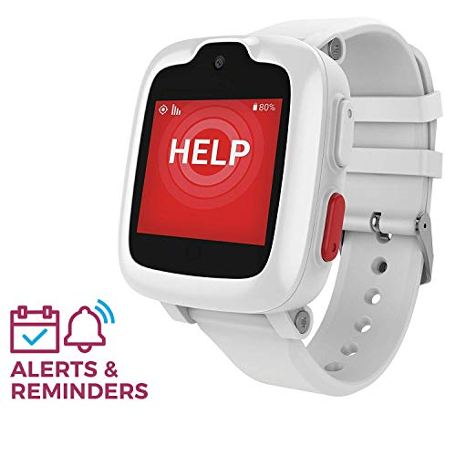 Freedom Guardian Life Saving Medical Alert System by Medical GuardianTM - GPS Location Tracking, Emergency Button, 24/7 Monitoring for Seniors, Nationwide AT&T Cellular Coverage (1 Month Free) (White)