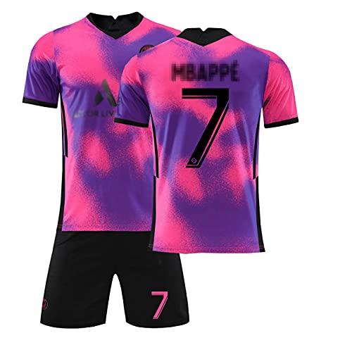 LIUHUAN Camiseta de fútbol Hombre 2021 Jersey niños Ropa de Deporte Conjunto...