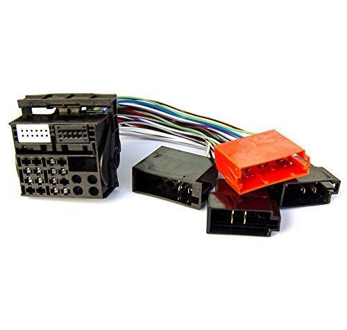 Watermark WM-1321 Radio Adapter für Audi A3 S3 A4 S4 A6 S6 TT Upgrade RNS-E Navigation Navi Plus