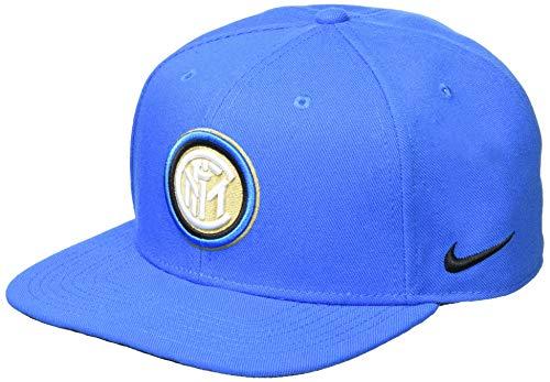 Nike Inter U Nk Pro Cap Hat/Visor, Herren, Blue Spark/Black, MISC